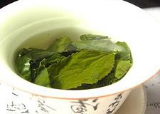Chá para as cólicas menstruais