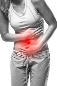 Dores menstruais sem período